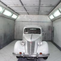 FIAT 1100 Musone – Restauro auto d'epoca